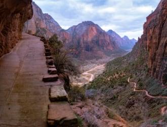 Angels Landing – mägi, mille matkarajad kuuluvad USA kõige kuulsamate hulka - ReisiGuru.ee