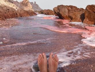 Hormuzi saar nagu värvikirev palett - ReisiGuru.ee