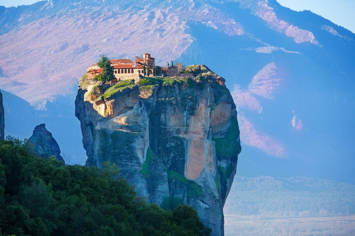 Metéora – UNESCO maailmapärand Kreekas - ReisiGuru.ee