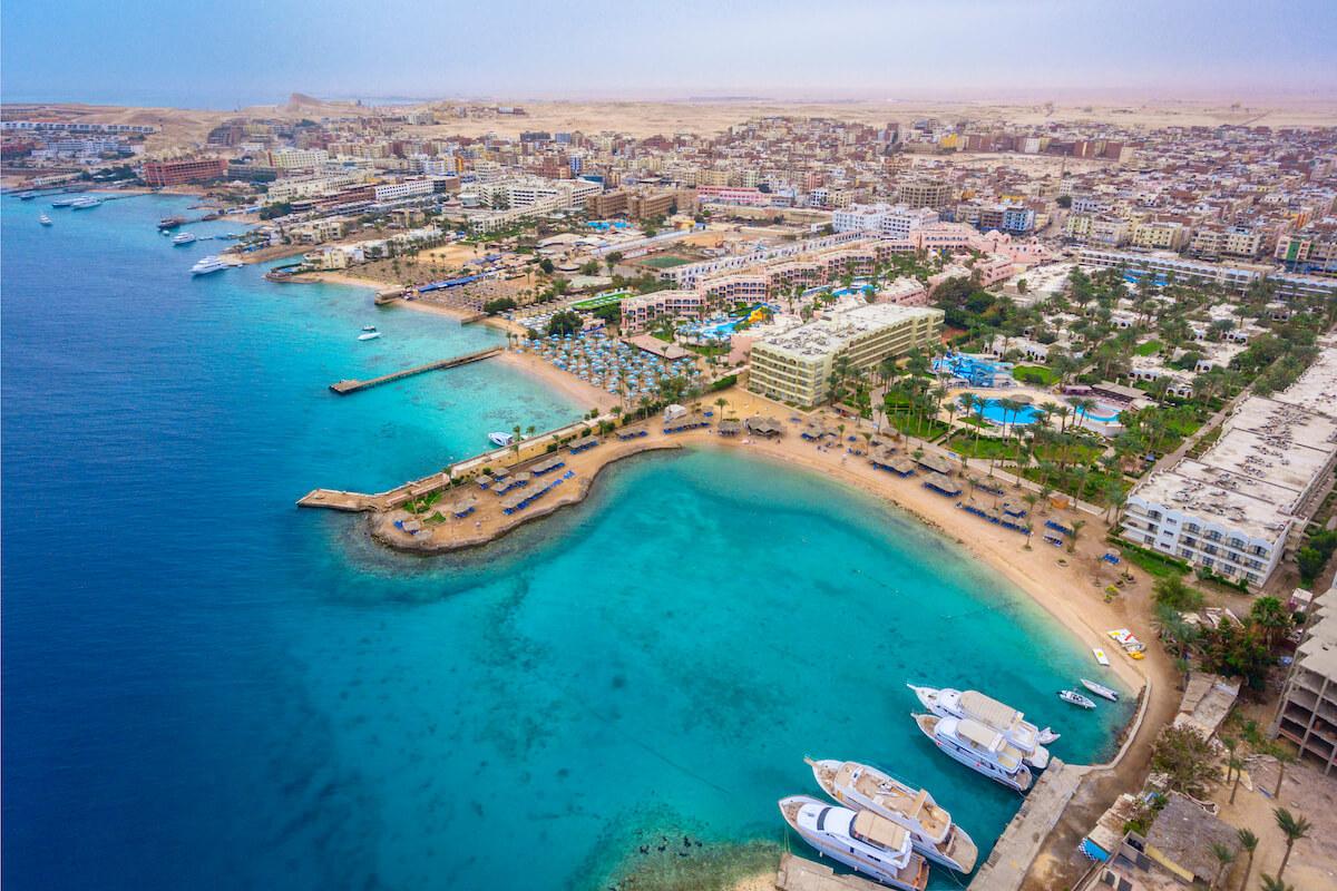 Päikesereis Hurghadasse, Egiptus - ReisiGuru.ee